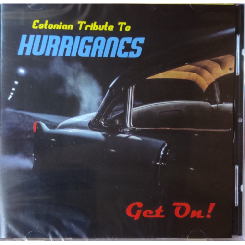 Estonian Tribute To Hurriganes - Get On !